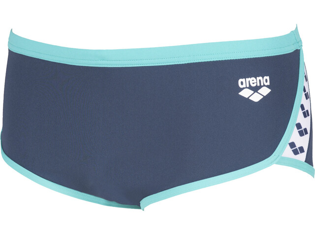 arena Team Stripe Pantalones cortos de cintura baja Hombre, azul